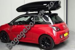 Opel Adam bagagekoffer